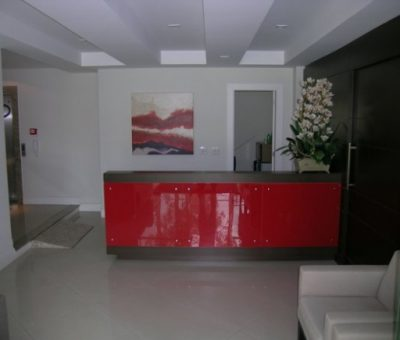 Hall de Entrada Residencial Firenze - Foto 01
