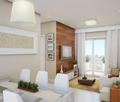 Living Residencial Frascatti - Foto 02