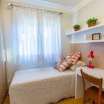 Quarto Apto Residencial Villa Frascatti - Foto 22