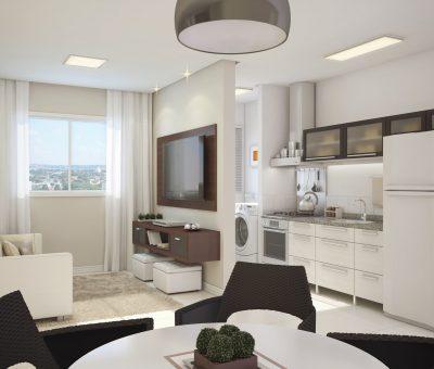 Living Residencial Montese - Foto 02