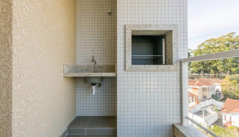 Churrasqueira Apartamento Residencial Veneto - Foto 12