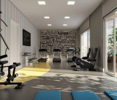 Fitness Center Residencial Treviso