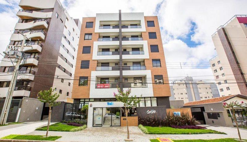 Fachada Residencial Ginza - Foto 01