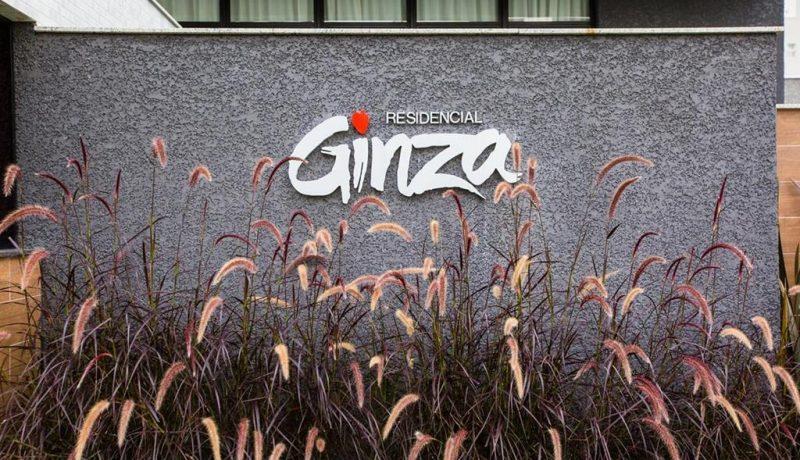 Fachada Residencial Ginza - Foto 05