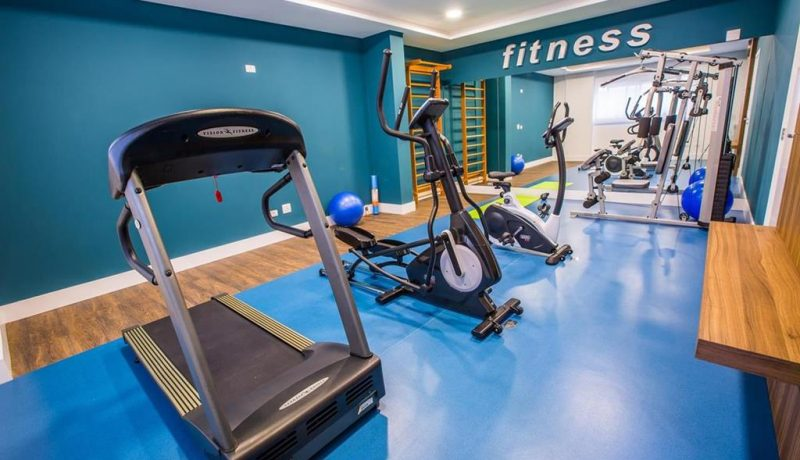 Fitness Center Residencial Ginza - Foto 01